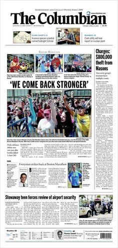 April 22, 2014 | The Columbian