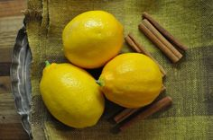 Mixing Lemon and Cinnamon Summons Various Benefits | Health Digezt