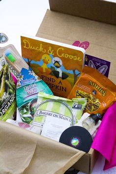 Ecocentric Mom Subscription Box | Homemade for Elle