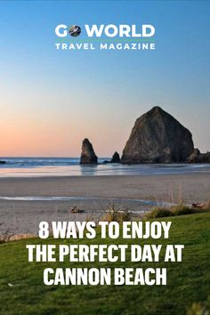 Cannon Beach is one of the top beach destinations in the Pacific Northwest. From exploring tidal pools to browsing local art galleries, here are our favorite things to do in Cannon Beach, Oregon.  #oregon #cannonbeach #beach #beachvacation #familytravel #travel Beach Day, Beach Trip, Vacation Trips, Beach Travel, Summer Travel, Group Travel, Family Travel, Spain Travel, Travel Usa