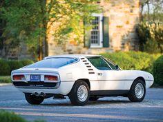 1973 Alfa Romeo Montreal by Bertone