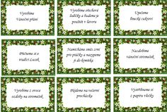 Kartičky do adventního kalendáře s nápady na aktivity s dětmi Sewing Projects, Projects To Try, Christmas Crafts For Kids, Kids And Parenting, Advent Season, Advent Calendar, Stitching