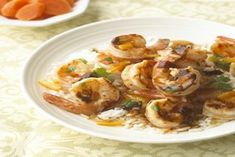 ... Delish! on Pinterest | Shrimp, Grilled shrimp and Baked shrimp scampi