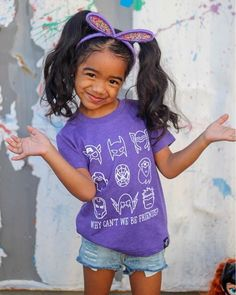 Edgy and modern clothes for girls and boys! Trendy alternative style. Toddler / baby / little girls. Gender neutral styles. Superhero shirts / Disneyland tees. Unique and trendy kids tees. Trendy boy clothes / girls graphic tees / Superhero styles / Shop small / hipster style. #shopsmall #kidsclothes #girlclothes #tomboy#cosplay #superhero #avengers #justiceleague