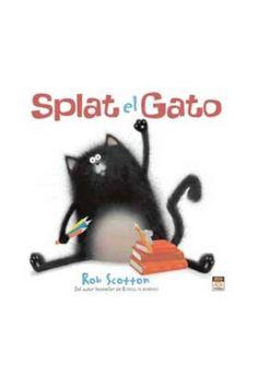 Es el primer día de clase para Splat y está preocupado. ¿Qué pasará si no hace ningún amigo? Por eso, Splat decide llevar a su mascota, el ratón Seymour, y le mete en su tartera. La Srta. Dulcesmofletes le presenta en clase y pronto empieza a aprender importantes lecciones para gatos. http://www.cuentosinfantilesilustrados.es/tag/rob-scotton/ http://rabel.jcyl.es/cgi-bin/abnetopac?SUBC=BPSO&ACC=DOSEARCH&xsqf99=1382385