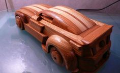 wooden toys ford mustang yura woodengalaxy