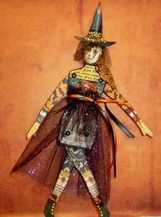 mary jane chadbourne | by Mary Jane Chadbourne / Desert Dream Studios ... | I love Paper Dol ...