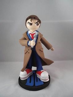 Fofucho Doctor Who