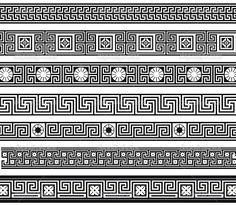 Padrão grafico grego