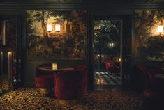 Finding cool and non-touristy spots in Paris can be hard. Here is on : Le trés particulier. More on our website ! #paris #barinterior #hotelinteriordesign #hotelinteriors #france