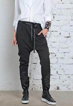 64 Best Drop Crotch images | Feminine fashion
