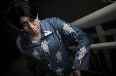 Levi - Attack on Titan  Photo - Waffles Ink Photography  Con - Megacon 2014