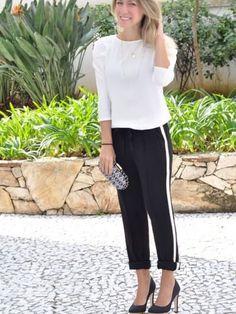 Calças esportivas proporcionam um look inusitado e fashionista. Saiba como usar essas peças em qualquer ocasião.