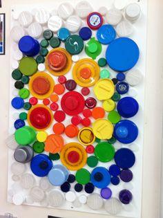 Plastic lid project