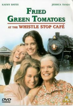 Fried Green Tomatoes At The Whistle Stop Cafe DVD ~ Kathy Bates, Jessica Tandy, Mary Stuart Masterson, Mary-Louise Parker Film Music Books, Music Tv, Jessica Tandy, Cinema Paradisio, James Van Der Beek, Mary Stuart Masterson, Beau Film, Foto Poster, Movies Worth Watching
