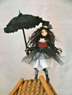 Marinart - OOAK Art Dolls