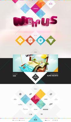 allandiego » w3haus || #webdesign #inspiration