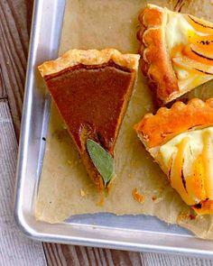 Heirloom-Squash and Pumpkin Pie Recipe