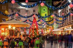 Split 2015 Advent na Pjaci