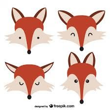Image result for cute fox cartoons