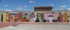 Go Trasherz Wall by Alberto Rodríguez, via Behance