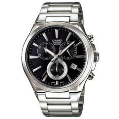 f8501c73890f Casio G-Series Stainless Steel Band BEM-508D-1 Silver Men s Watch Relojes