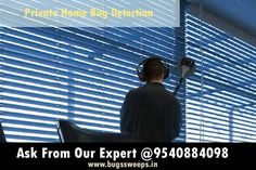 Private Home bug detection