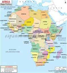 Map of Africa with Countries Labeled Bing Images Yemen 391