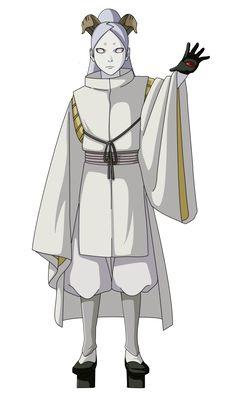 Momoshiki Otsutsuki - Boruto y Naruto la película