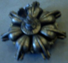Peacock top lotus candle stand small brass box vintage style unique design india $50.00 Ebay