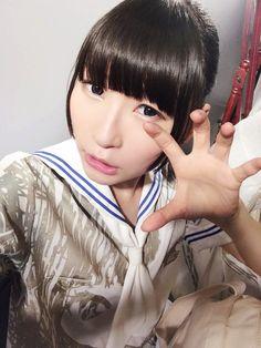 """藤咲彩音 Fujisaki Ayane (""""Pinky"""") - Dempagumi.inc / でんぱ組.inc"""