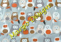 Owl fabric Cotton Children fabric Quilting fabric Patchwork fabric #patchwork #quilting #quilt #Baumwolle #Baumwollstoff #Eulenstoff #Owl #owlfabric