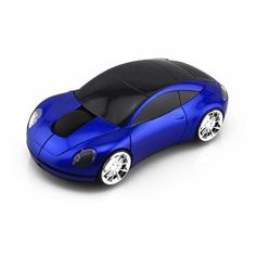4d5a910afdd CHYI Car Mouse Ergonomic 2.4Ghz 1600 DPI A Collection of Famous Cars  Wireless USB