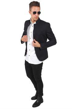 Only & Sons Merten Shirt Noos White Skjorte fra Only & Sons i hvid…