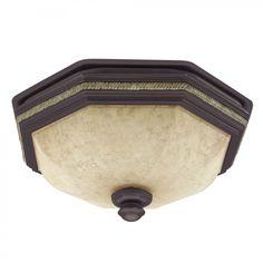 Hunter Fans Bele Meade Bathroom Exhaust Fan In Light New Bronze 82023