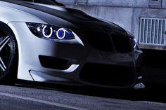 BMW M3 Angel Eyes