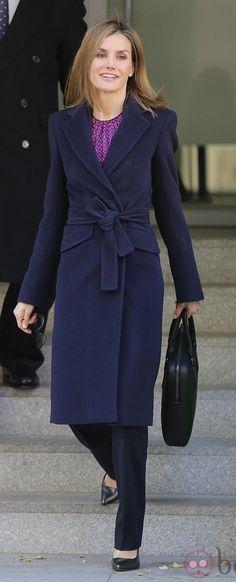 Queen Letizia of Spain - 10.12.2014 Reina De España 6e6fb111d2a9