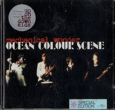 For Sale - Ocean Colour Scene Mechanical Wonder Europe  CD album (CDLP) - See this and 250,000 other rare & vintage vinyl records, singles, LPs & CDs at http://991.com