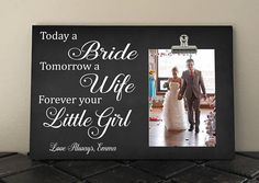 MOTHER of the BRIDE gift  Personalized Free Today a bride