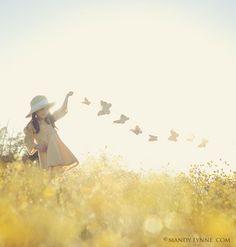 Mandy Lynne dancing butterflies
