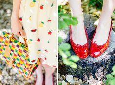 Fruits dress by Pepaloves