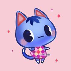 Animal Crossing Fan Art, Animal Crossing Memes, Animal Crossing Villagers, Animal Crossing Pocket Camp, Animal Games, My Animal, Motif Acnl, Cute Games, Anime Eyes