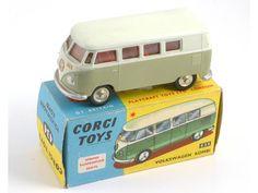 Corgy Toys  434 Volkswagen Kombi Van