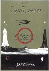 Favorite books, favorite covers drawn by the author himself.