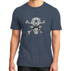 Now avaiable on our store: Dallas Skull Star... Check it out here! http://ashoppingz.com/products/dallas-skull-star-mens-district-t-shirt?utm_campaign=social_autopilot&utm_source=pin&utm_medium=pin