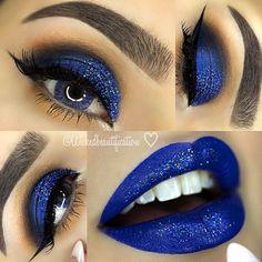 Obsessed! @wickedbeautification @wickedbeautification @wickedbeautification #amazing #auroramakeup #anastasiabeverlyhills #beauty #beautiful #bridal #cutcrease #eyes #fashion #girls #glitter #ilovemakeup #makeuplovers #makeup #maquiagem #maquillage #maccosmetics #motivecosmetics #pretty #stunning #sugarpill #urbandecay #universodamaquiagem #universodamaquiagem_oficial #vegas_nay #vegasnay #wickedbeautification #bluemakeup #glittermakeup