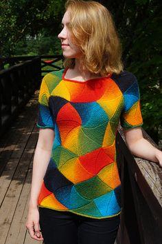 Ravelry: Palette pattern by Jelena Trutneva
