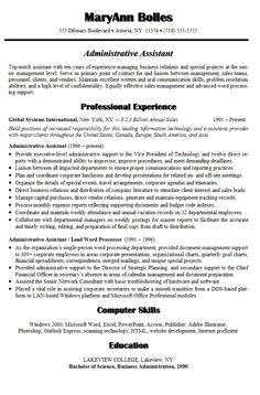 Resume Objectives For Administrative Assistant Cool Mardiyono Semair85 On Pinterest