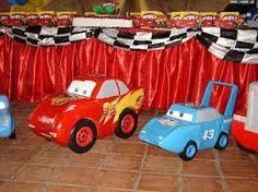 Resultado de imagen para cotillones de cars