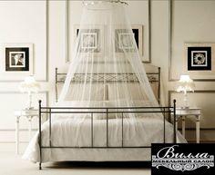Кованая кровать Felipe